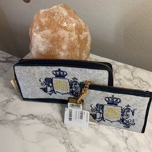 Juicy Couture wallet and card holder